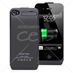 Picture of 1800mAh Slip In Power Case Charger For iPhone 4 & iPhone 4S