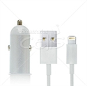 Picture of 3 In 1 Lightning to USB Car - Wall Charger