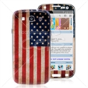 Picture of Matte American Flag Skin for Galaxy S3