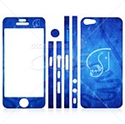Picture of Cartoon Skin For iPhone 5