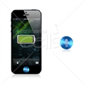 Picture of Aluminium Home Button For Apple Mobile Devices