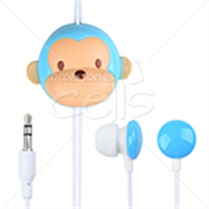 Picture of Earphones with Monkey Cable Holder