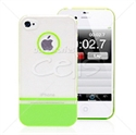 Picture of Apple Logo Cutout Slim Back iPhone 4 & iPhone 4S Case