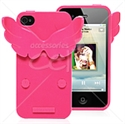 Picture of Angel Wings iPhone 4 & iPhone 4S Stand Hard Case