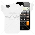 Picture of Angel Wings Stand Hard Case For iPhone 4 & iPhone 4S