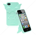 Picture of Bat Wings TPU Stand Case for iPhone 4 & iPhone 4S