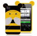 Picture of Bee Case for iPhone 4 & iPhone 4S