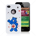 Picture of Bear Cartoon Back Cover For iPhone 4 & iPhone 4S