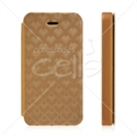 Picture of 3D Pattern Wallet Case for iPhone 4 & iPhone 4S