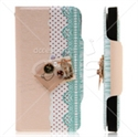 Picture of Girly Wallet Case for iPhone 5