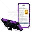 Picture of 3D Cube Two Tone TPU Stand Case for iPhone 5