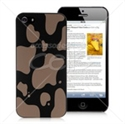 Picture of Abstract Painting Hard Back Cover for iPhone 5