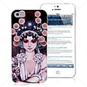 Picture of Ancient Anime Cartoon Back Cover for iPhone 5