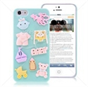 Picture of 3D Baby Items Back Cover for iPhone 5