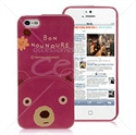Picture of Bear Cartoon Back Cover For iPhone 5