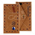Picture of Envelope  PU Leather Wallet Case For iPhone 5