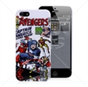 Picture of Avengers Back Cover for iPhone 5