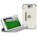 Picture of 360 Rotating PU Leather Case For SamSung Galaxy Note II