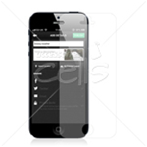 Picture of HD+Matte Screen Protector For iPhone 5