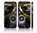 Picture of Apple iPhone 5 Decal Skin - Abstract Singularity