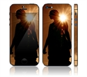 Picture of Apple iPhone 5 Decal Skin - Achieve