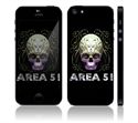 Picture of Apple iPhone 5 Decal Skin - Area 51