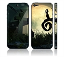 Picture of Apple iPhone 5 Decal Skin - Artsy