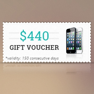 Picture of Gift Voucher #9