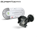 Picture of Buddy Handsfree Bluetooth Visor Kit And In Car Holder - White