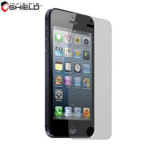Picture of InvisibleShield Case Friendly HD Screen Protector - iPhone 5S / 5