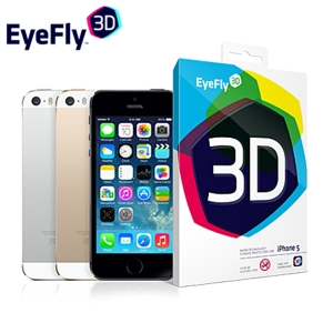Picture of EyeFly 3D Screen Protector for iPhone 5S / 5C / 5