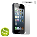Picture of BodyGuardz iPhone 5S / 5 Ultra Tough Screen Protector - Twin Pack