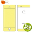Picture of Martin Fields Screen Protector - iPhone 5 - Twin Pack