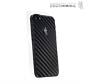 Picture of BodyGuardz Carbon Fibre Armor Skin for iPhone 5S / 5 - Black