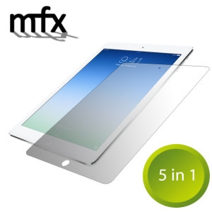Picture of MFX 5-in-1 Pack of Screen Protectors for iPad Air