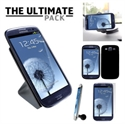 Picture of The Ultimate Samsung Galaxy S3 i9300 Accessory Pack - Black