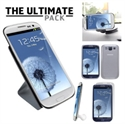 Picture of The Ultimate Samsung Galaxy S3 i9300 Accessory Pack - White