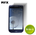 Picture of MFX 5-in-1 Screen Protector - Samsung Galaxy S3