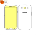 Picture of Martin Fields Screen Protector - Samsung Galaxy S3