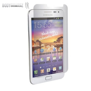 Picture of BodyGuardz UltraTough ScreenGuardz (2 pack) for Galaxy Note 3 - Clear