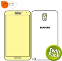 Picture of Martin Fields Screen Protector Twin Pack - Samsung Galaxy Note 3