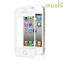 Picture of Moshi iVisor AG Anti Glare Screen Protector for iPhone 4S / 4 - White