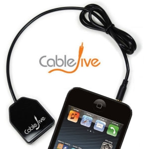 Picture of CableJive DockBoss Smart Audio iPhone 5S / 5 to Apple 30 Pin Adaptor