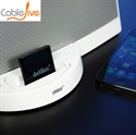 Picture of CableJive dockBoss Air Apple Dock Wireless Music Receiver
