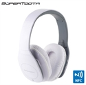 Picture of SuperTooth Freedom Stereo Bluetooth Headphones - White