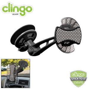 Picture of Clingo Universal In Car Holder v2 - Black