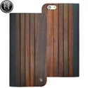 Picture of Uunique Wooden Panel iPhone 6 Case - Brown