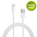 Picture of 3x iPhone 6 / 6 Plus Lightning to USB Sync & Charge Cables