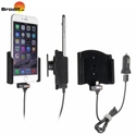 Picture of Brodit iPhone 6 Plus Active Holder With Tilt Swivel and Cig-Plug