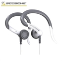 Picture of Scosche sportCLIPS 2 Over-Ear Earphones - White